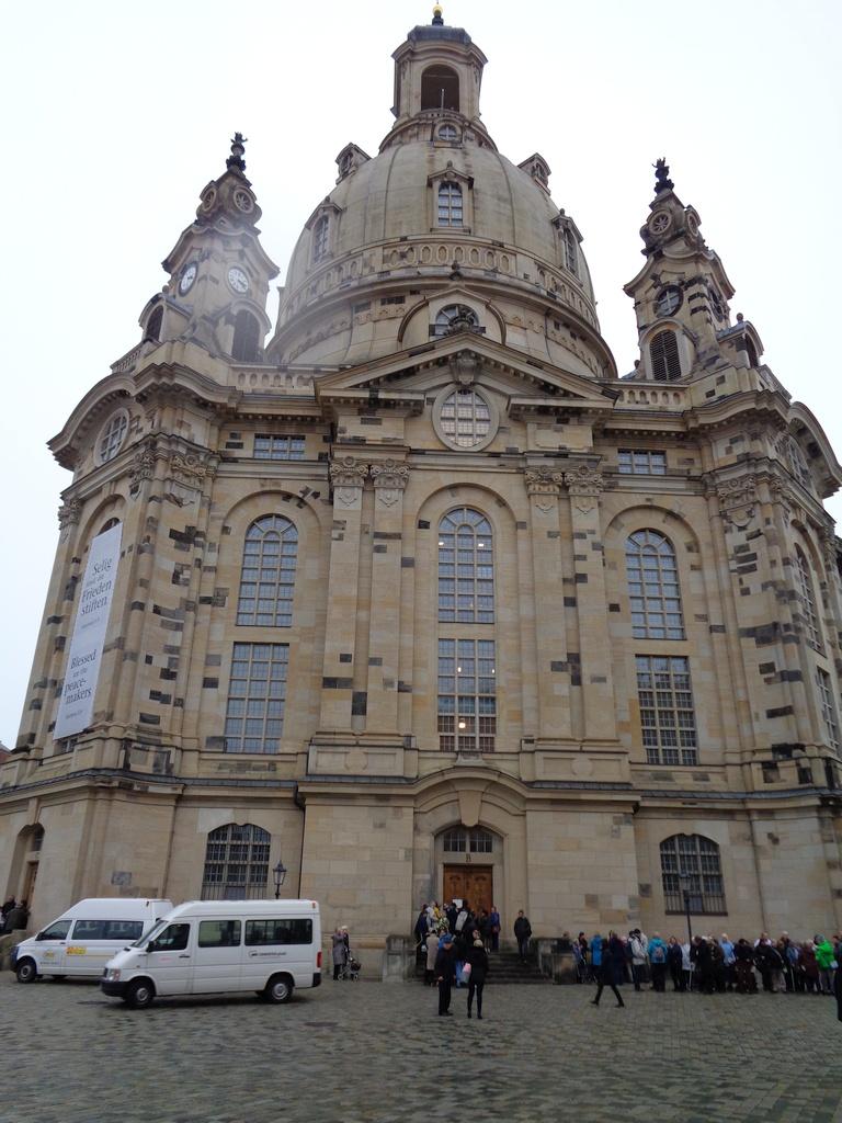 Konzert Kinderchor Frauenkirche DD