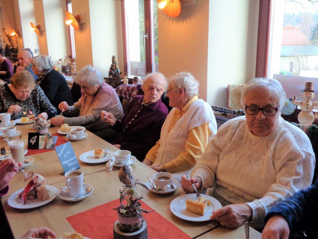 Cafebesuch in Hetzdorf Stadtbäcker Hörig